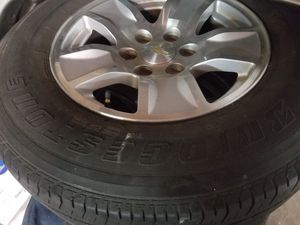 Chevy 6 lug stock rims for Sale in Chino, CA
