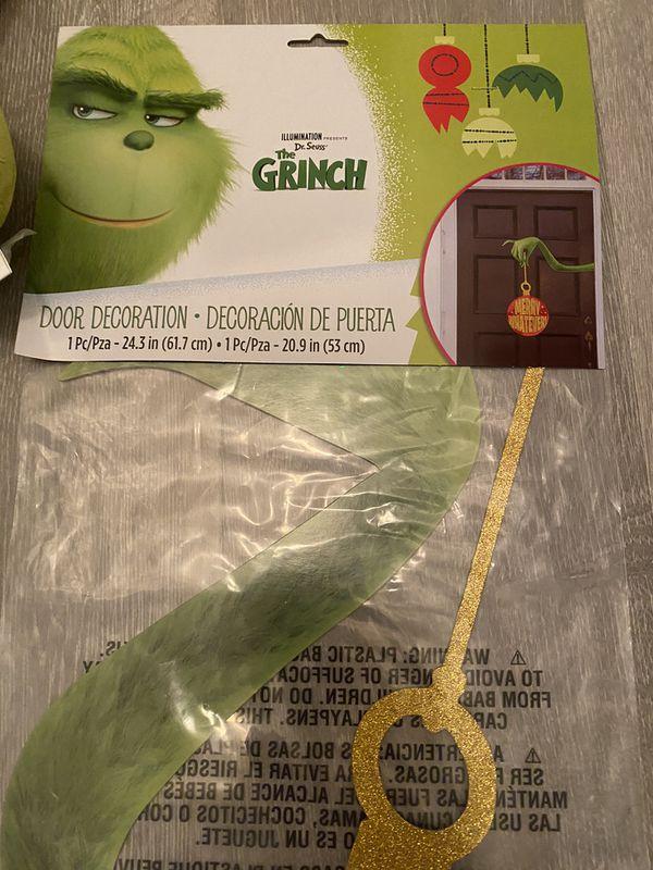 The Grinch bundle set