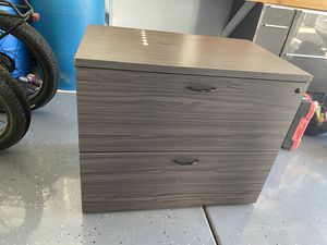 """35"""" 2 drawer file cabinet for Sale in Corona, CA"""