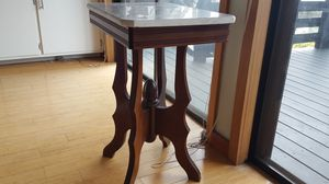 Marble top antique table for Sale in San Francisco, CA