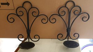 2 Candle holders for Sale in Marion, TX