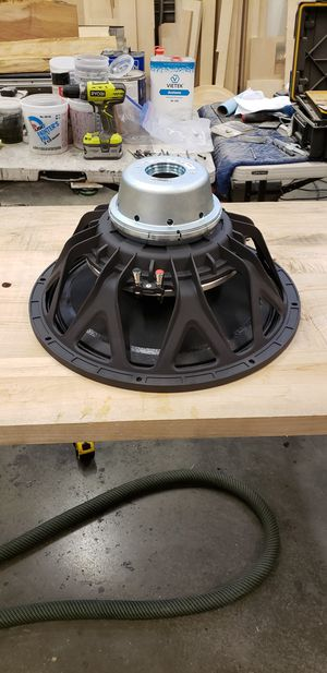 """18"""" subwoofer, PRO AUDIO for Sale in Puyallup, WA"""