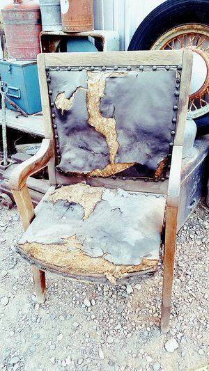 Antique Wood Folding Shakespeare Chair - C. F. Streit Mfg for Sale in Las Vegas, NV