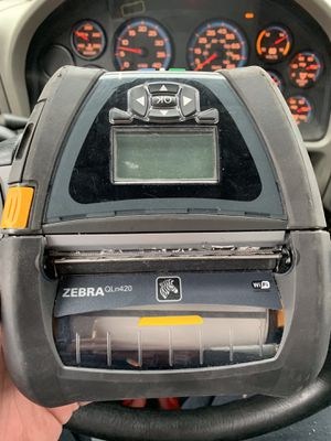 Zebra qln420 wireless label printer for Sale in Salt Lake City, UT