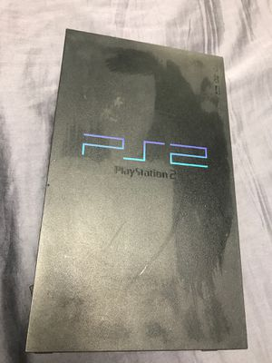 Sony Playstation 2 PS2 Black Console Only Tested Working No Accessories for Sale in Rancho Cucamonga, CA