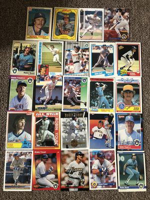 Baseball - Robin Yount Baseball Cards for Sale in Franklin Township, NJ