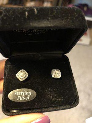 Diamond Earrings for Sale in Medford, MA