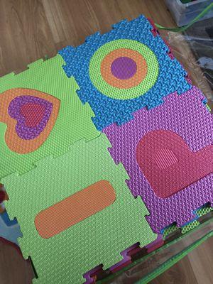 Foam floor puzzle for Sale in Leesburg, VA