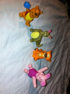 Whinny the pooh action figures collections for Sale in Kent, WA