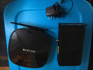 Belkin and Netgear routers for Sale in Sausalito, CA