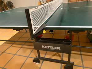 Kettler ping pong table for Sale in Palm Springs, FL