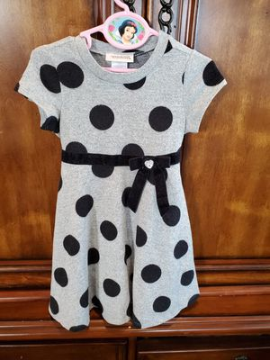 💜 Toddler girl Holiday Christmas dress size: for Sale in East Los Angeles, CA