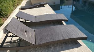 Pool chairs for Sale in Avondale, AZ