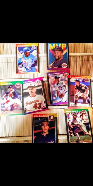 Baseball card lot for Sale in Lake Forest Park, WA