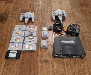 Nintendo 64 for Sale in Issaquah, WA