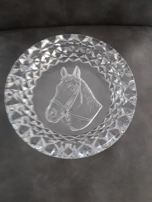 Cut glass ashtray for Sale in Riviera Beach, FL