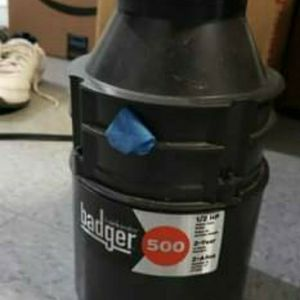 Garbage Disposal - Badger 500 for Sale in Fremont, CA