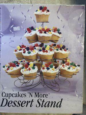 Cupcake stand display for Sale in Warrenton, VA