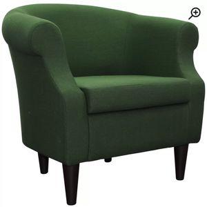 Dark Green armchair for Sale in Los Angeles, CA