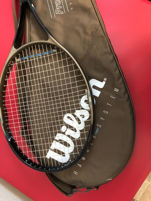 Wilson Tennis Racket for Sale in Valley Home, CA