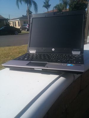 HP Elitebook 2540p i7, Windows 10 Pro Laptop, very fast for Sale in South Gate, CA