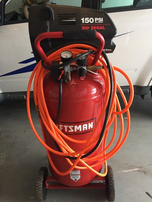 Craftsman 150 PSI for Sale in Frederick, MD