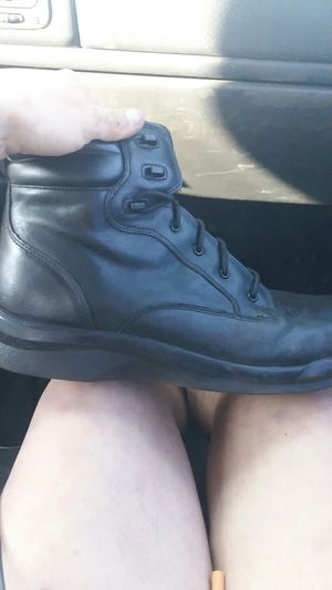 Name brand Apex work boots great condition. Used but like new size 12 for Sale in Murfreesboro, TN