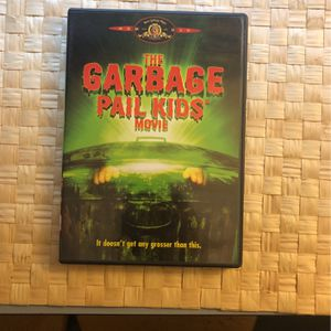 Garbage pail kids movie DVD CD for Sale in Long Beach, CA