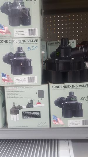 Zone indexing valve for Sale in Orlando, FL