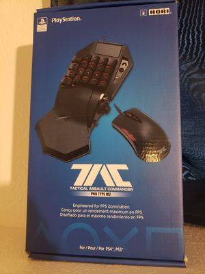Mouse and Keyboard PS4 for Sale in Aurora, CO