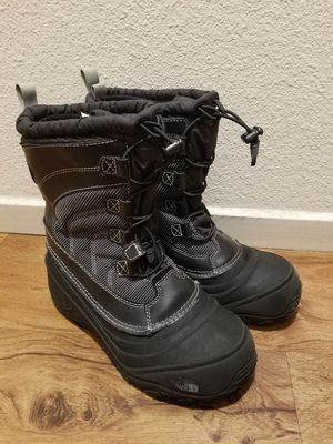 The NorthFace snow, rain boots for kids size 1 , barely use, good condition . for Sale in San Diego, CA