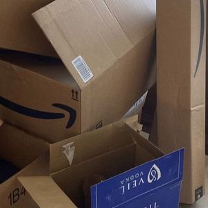 Lots Of Gently Used Amazon Boxes Available for Sale in Boca Raton, FL