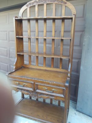 Beautiful solid wood baker's rack for Sale in Covina, CA