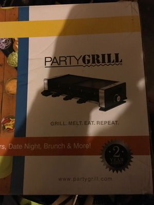BBQ Grill indoor/outdoor for Sale in Columbia, MD
