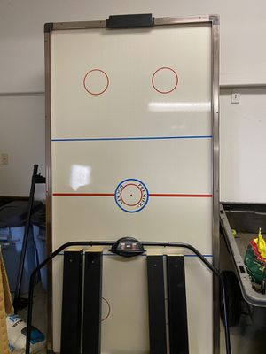 REAL Arcade Quality Air Hockey Table in Great Condition! for Sale in Portland, OR