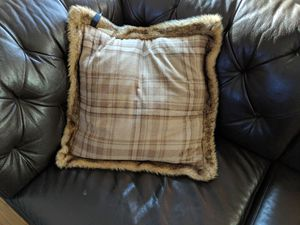 Accent pillows. Down filled set of four. for Sale in Virginia Beach, VA