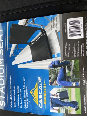 Stadium seats for Sale in Artesia, CA