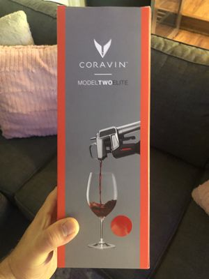 Coravin used once , brand new basically for Sale in Concord, CA