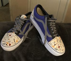Vans- Harry Potter /Women's size 10 for Sale in Los Angeles, CA