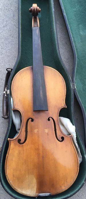 old violin george cloz 1720 for Sale in West Covina, CA