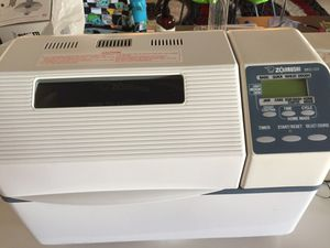 Zojirushi BBCC-X20 Bread Maker for Sale in Delray Beach, FL
