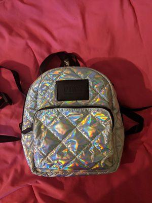 Victoria's Secret Pink Chrome Mini Backpack Bag NEW NEVER USED ❤️ for Sale in Manassas, VA