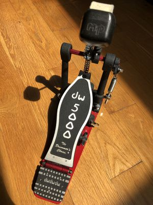 Like new DW 5000 Series Accelerator Bass Drum Pedal for Sale, used for sale  New York, NY
