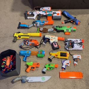 Nerf Gun Collection for Sale in Wylie, TX