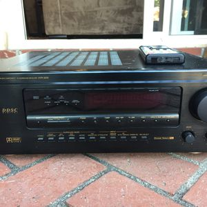Home Theater Speakers And Amp for Sale in Altadena, CA