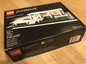Lego 21009 Farnsworth House Used for Sale in Seattle, WA