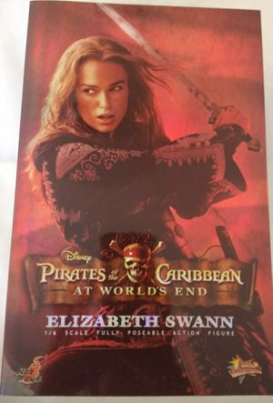 Hot Toys Elizabeth Swann POTC at World's end for Sale in Magnolia, TX