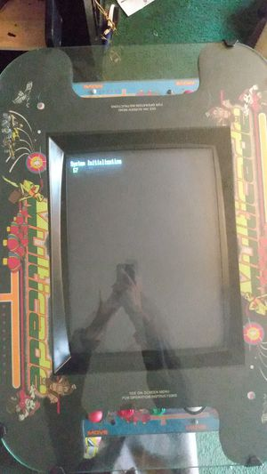 Multicade cocktail table style arcade game for Sale in Hayward, CA