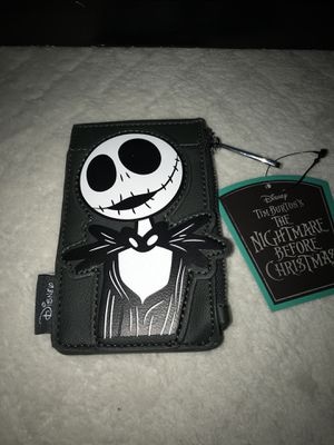 DISNEY THE NIGHTMARE BEFORE CHRISTMAS MOON CARDHOLDER for Sale in Montebello, CA