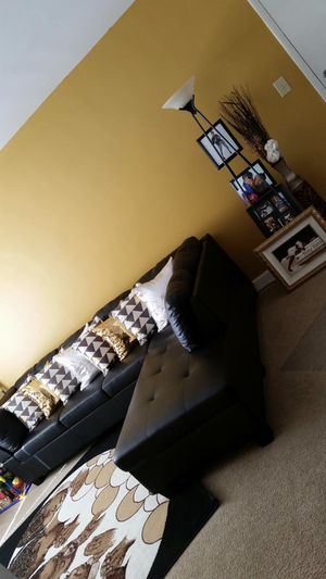 Black Sectional Couch for Sale in Washington, DC